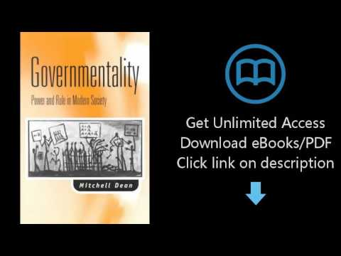 Download Governmentality : Power and Rule in Modern Society [P.D.F]