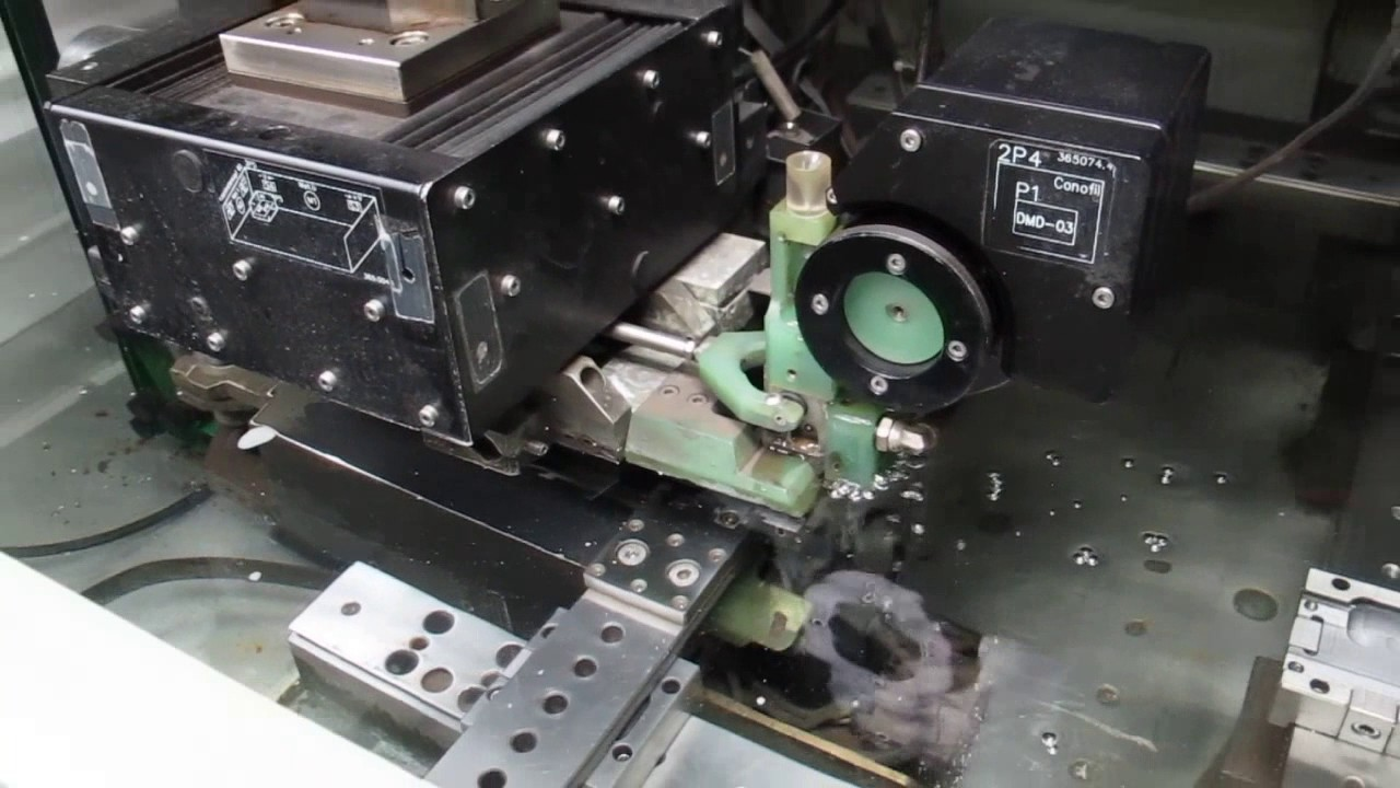 agiecut 200d sf cnc wire electronic discharge machine edm youtube rh youtube com