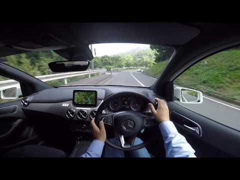 POV Drive Mercedes-Benz B-Class (B180)