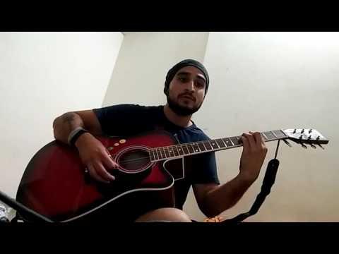 Bewafa | Imran Khan | Guitar Cover by Divesh Bali