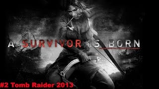 #2 Tomb Raider 2013 Новый знакомый Матиас