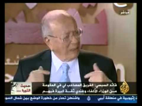 Video  Interview Béji Caid Essebsi 02 | Tunis Tribune