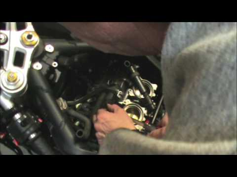 Andys&#; DIY Spark Plug Change on Triumph Daytona -