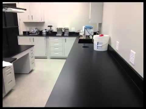 Dental Lab 680sqft