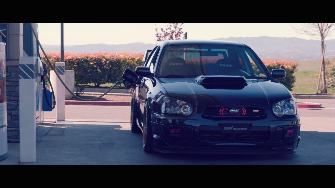 Wrx Performance Parts >> E85 2004 Subaru WRX STI - Protuned [4K] - YouTube