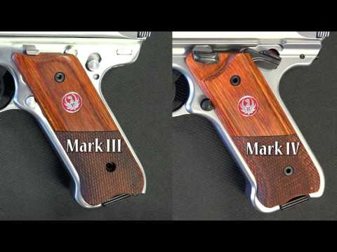 First Look at the Ruger Mark IV!