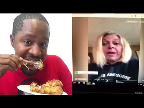 FRIED CHICKEN GOFUND ME! MY RESPONSE TO THE LADY WHO WENT OFF ON ME BECAUSE OF A FRIED CHICKEN GO F