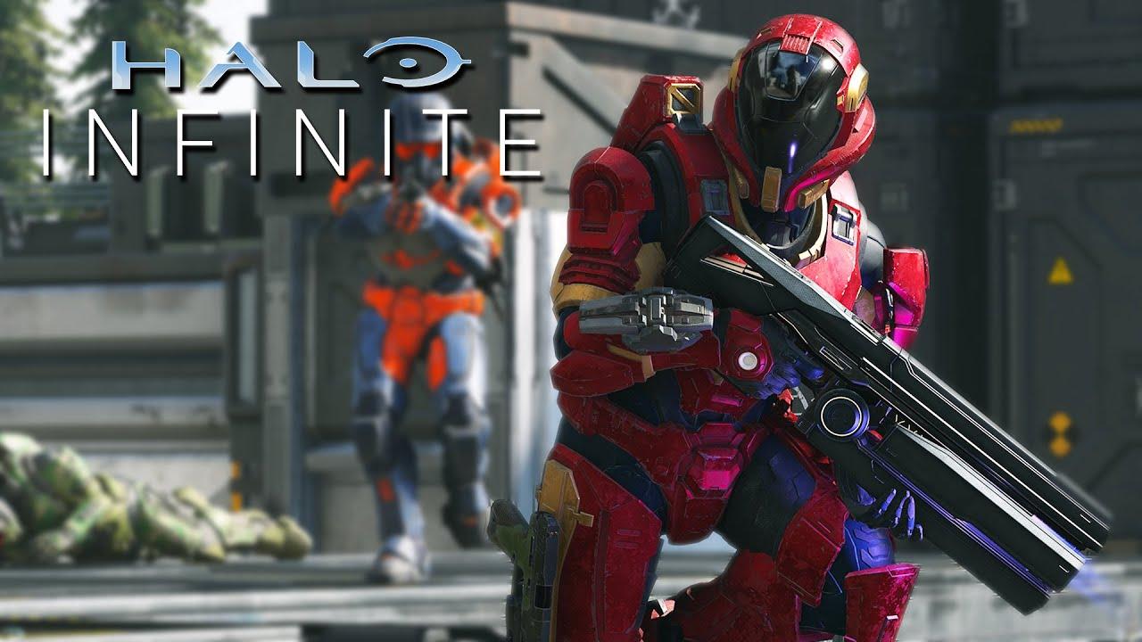 Nueva Información Vuelos de la Beta de Halo Infinite