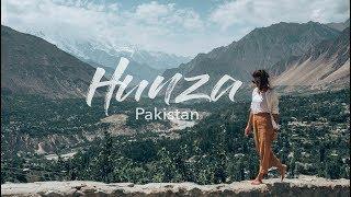 UNGLAUBLICHE LANDSCHAFTEN - Wir starten unsere Motorrad Tour durch Pakistan l Gilgit to Karimabad