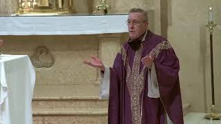 Second Sunday of Lent - 10:30 AM Sunday Mass at St. Joseph's (2.28.21)