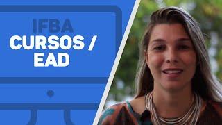 Nota sobre curso de formação pedagógica - UAB IFBA