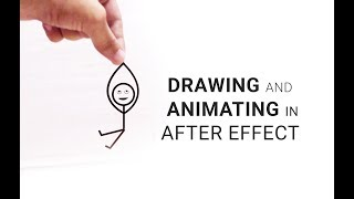 Doodle Drawing And Animating in After Effect cc [2018]
