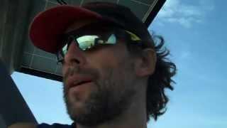 30 Mile Ocean Journey in Homemade Solar Boat