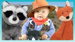 COWBOY OLLIE RETURNS! | Look Who