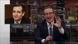 "John Oliver: ""That man Ted Cruz can suck my balls"" - John Oliver's Dr Seuss' Poem about Ted Cruz"