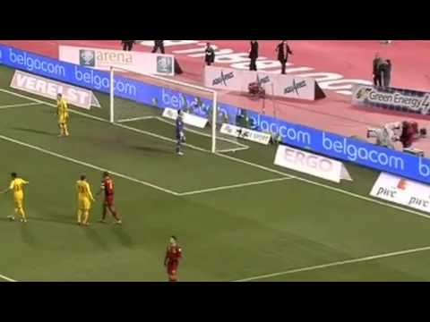 Qualifier 2014 Macedonia vs Belgium 2013/03/22 Highlights HD !!