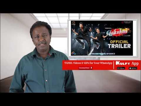 Lakshmi Movie Review – Prabhu Deva, Vijay – Tamil Talkies