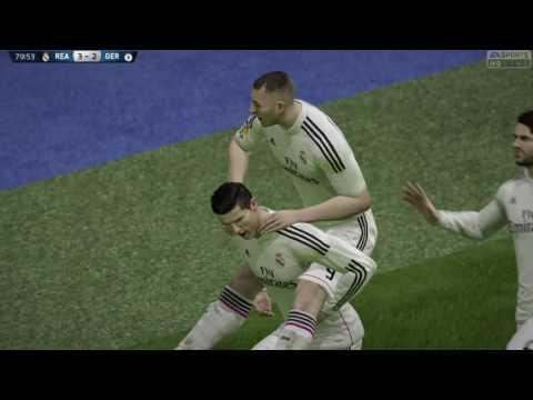 FIFA 15 - Dragos Florescu's Euro Goal. #PS4 Share