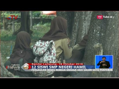 HEBOH! 12 Siswi SMP Negeri di Lampung Hamil, Disdikbud Turun Tangan - BIS 20/10 thumbnail