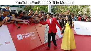 Red Carpet at Youtube FanFest 2019 | Awal