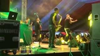 Mi Casa - JIKA - Live in Nairobi - August 2015