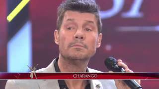 Showmatch 2014 - De no creer: Charango hizo la nueva cortina de Showmatch