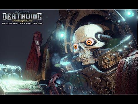 Space Hulk: Death Wing - Retards in Terminator Armor Ep.1 |