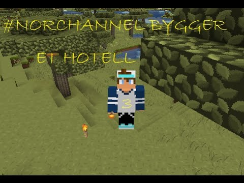 #Norchannel Bygger {3} Vi speedbygger Lobby'n, kjeller & restaurant!