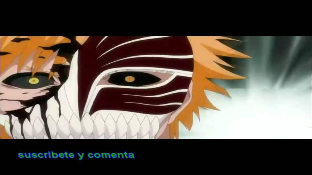 ichigo vs ulquiorra (pelea completa).AMV