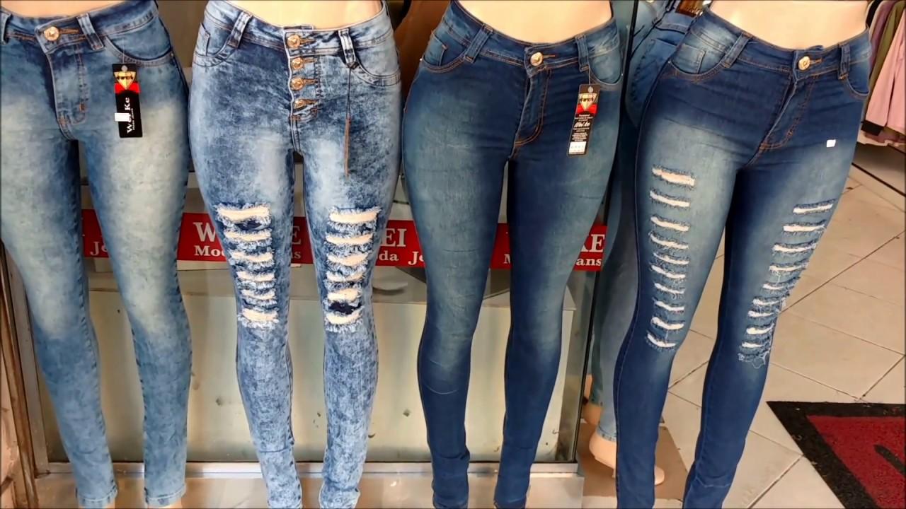 085ab353b Passeio na Rua MILER, Brás Conheça Lojas Jeans nestas Quadras - YouTube