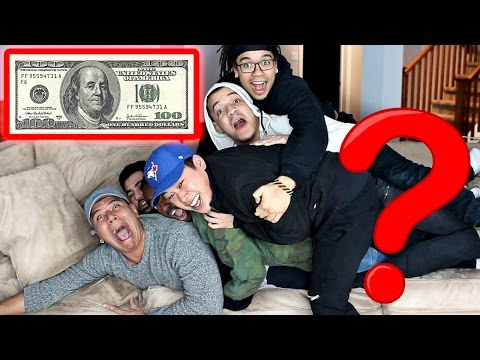 WOULD YOU DO THIS FOR $100?!