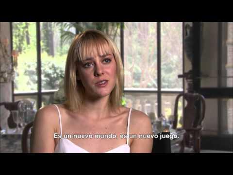 """Entrevista Jena Malone """"Los Juegos del Hambre: Sinsajo El Final"""""""