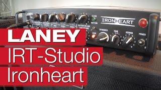 Laney IRT Studio Ironheart E-Gitarrenverstäker-Review von session