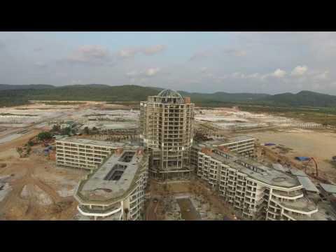 Tiến độ Intercontinental Phú Quốc 4 2017 - S.House Corp