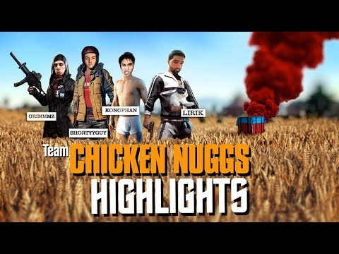 Team CHICKEN NUGGS - Highlights ft. Anthony Kongphan, MrGrimmz & Shortyyguy
