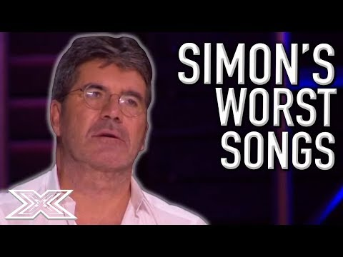 SIMON'S Most DISLIKED Songs on The X Factor! | X Factor Global