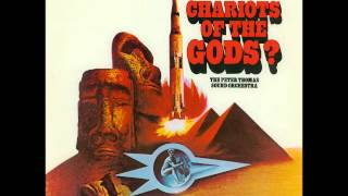 Peter Thomas Sound Orchestra - Chariots Of The Gods - Suite (1970)