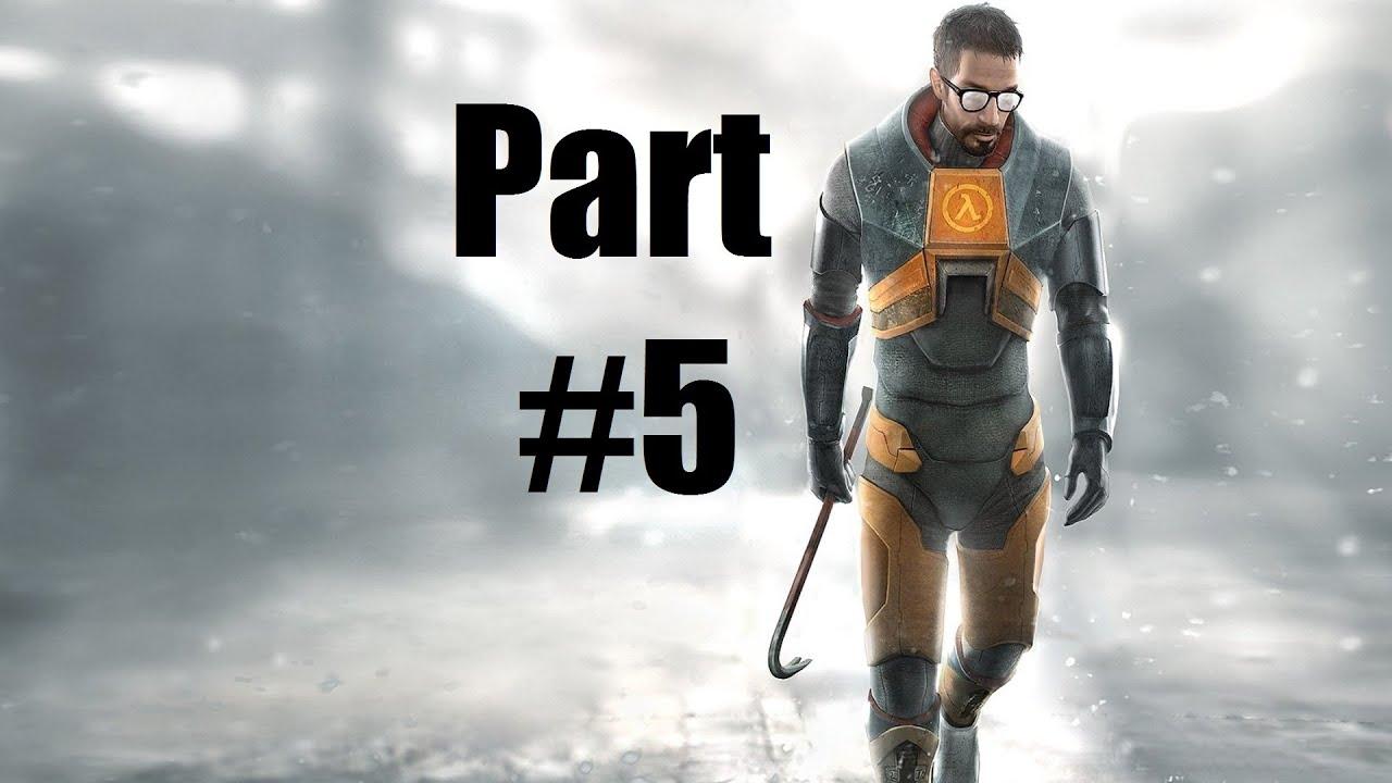 Half-life 2 - 1187 (Part 5) - Walkthrough - YouTube