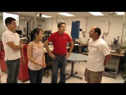 Welding Engineering Graduate Studies at The Ohio State University