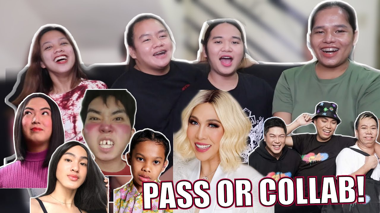 PASS OR COLLAB W/ BAKLA NG TAON! (PINAKA AYAW NAMING MA-COLLAB!)