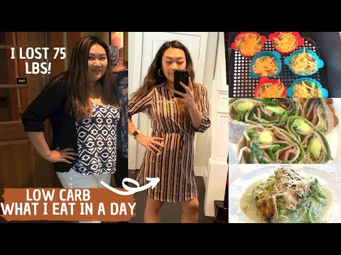 WHAT I EAT IN A DAY | KETO & LOW CARB NEW FAVORITES from YouTube · Duration:  16 minutes 47 seconds