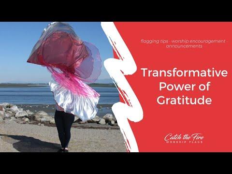 2018-11-21 Your WEEKLY Worship Encouragement - Gratitude Testimonies