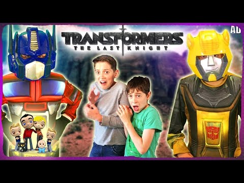 Transformers 5: The Last Knight 2017 – Scary Kids Parody