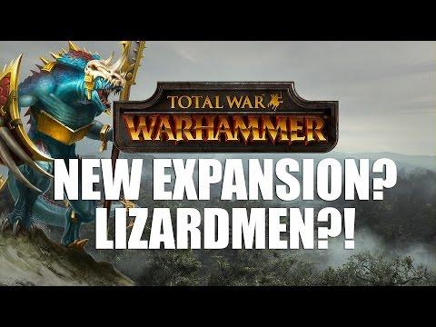 TW: Warhammer - Lizardmen Incoming?