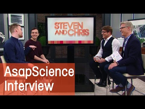 Get To Know AsapSCIENCE: Interview   CBC Life
