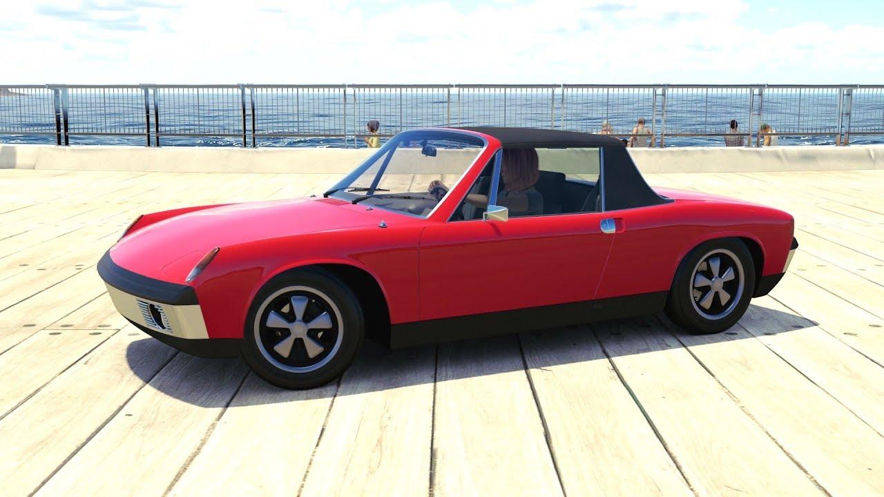 Forza Horizon 3 1970 Porsche 914 6 Youtube