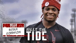 Meet the Tide: Brian Robinson