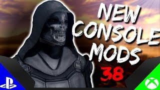 Fallout 4 : ▶️BRAND NEW CONSOLE MODS◀️ #38 (PS4/XB1/PC)