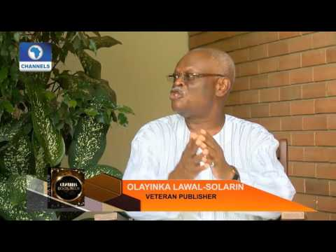 Channels BookClub: Examines The State Of The Publishing Industry In Nigeria Pt 1