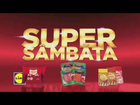 Super Sambata la Lidl • 4 Februarie 2017